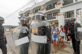 Los desahucios por impago de alquiler crecen casi un 19 % en Ibiza en 2018