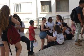 Cita con la Selectividad: los estudiantes de las Pitiusas, ante los exámenes