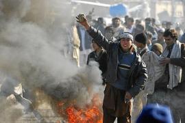 Ocho muertos en las protestas por la quema de ejemplares del Corán en Afganistán