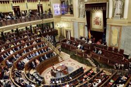 La Mesa del Congreso manda a Vox y ponen a PP y Cs a la derecha del hemiciclo