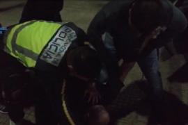 Detenido en Ibiza el líder de una banda especializada en robos con violencia