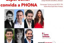 Ocio en Mallorca: concierto en el Teatre Xesc Forteza