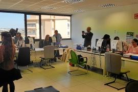 CSIF critica las «lamentables condiciones» en los juzgados de guardia y Penal de Ibiza