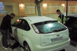 La Policía Nacional detiene al 'capo' de una banda autora de cinco robos violentos en Ibiza