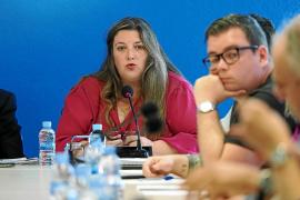 El PSOE ofrece la dimisión de Cristina Ribas para pactar con PxE en Sant Antoni