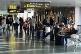 El número de pasajeros del aeropuerto de Ibiza aumenta un 1,5% en mayo