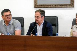 PSOE y Podemos ultiman su acuerdo para gobernar juntos en Sant Josep