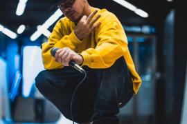 Rapsusklei: «El hip hop te enseña una serie de valores que no se aprenden en las escuelas»