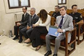 La Fiscalía mantiene un año de prisión y 31,6 millones de multa para Matas