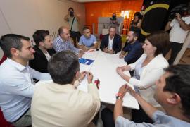 PP y Ciudadanos llegan a un preacuerdo para gobernar juntos el Consell