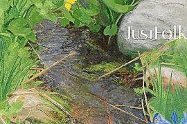 La banda JustFolk edita 'Grounded', un disco repleto de colaboraciones ibicencas