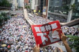 Hong Kong suspende temporalmente la propuesta de ley de extradición