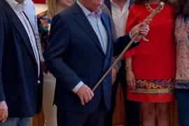 Andreu Isern alcalde de Consell