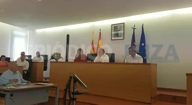 Antoni Marí Marí,Carraca, alcalde de Sant Joan por sexto mandato consecutivo