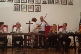 Joan Rosselló, alcalde de Ses Salines