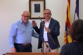 Pep Lluís Urraca alcalde socialista de Santa Eugènia
