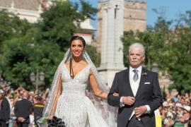 La boda de Pilar Rubio y Sergio Ramos
