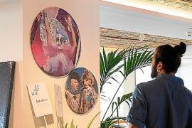 Más de 300 personas vibran con la exposición 'Intuición: Ibiza a través de La Skimal' presentada en Me Ibiza