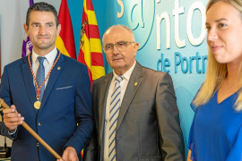 El PP recupera la alcaldía de Sant Antoni con el apoyo de los concejales de PxE y Ciudadanos