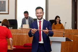 Rafa Ruiz inicia su segundo mandato como alcalde de Vila