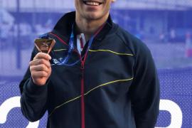 Joanllu Pons, mínima para el Mundial de natación