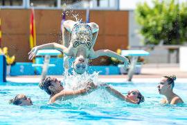 Los clubes pitiusos copan los podios en el Campeonato de Balears de verano