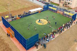 Palma contará este año con el primer Cruyff Court para menores vulnerables