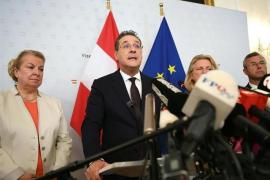 El exvicecanciller de Austria renuncia a su escaño en el Parlamento Europeo tras el escándalo del vídeo grabado en Ibiza