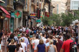 El GOB exige a las instituciones limitar la presión humana en Baleares