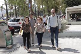 PSIB, Més y Podemos, sin acuerdo para el Govern