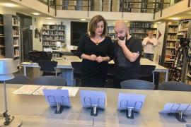 El Govern cede al Ayuntamiento de Ibiza documentos de Isidor Macabich y el compositor Baltasar Samper para el Archivo Histórico de la isla