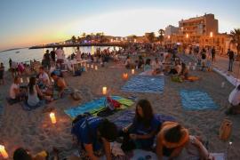 noche de san juan en Mallorca