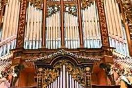 Las Mañanas del Órgano en la iglesia de Sant Bartomeu