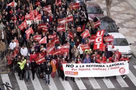 Los ciudadanos creen que se celebrará una huelga general