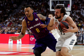 El Madrid gana al Barcelona sobre la bocina