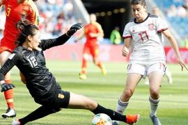 La selección femenina da otro paso más en la historia