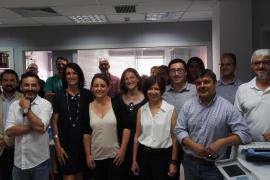 Presentación del nuevo equipo de gobierno del Consell de Formentera