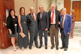 Entrega de galardones del Rotary Club. Mallorca