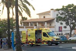 Una mujer muere tras ser atropellada en un paso de peatones en Palma de Mallorca