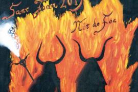 La Revetla de Sant Joan 2019 de Palma arde con la 'Nit de Foc'