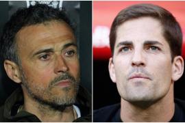 Luis Enrique cesa y Robert Moreno, nuevo seleccionador nacional hasta 2020