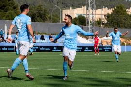 Ferrán Giner deja de ser jugador de la UD Ibiza