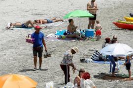La Cámara de Comercio pitiusa critica el aspecto y la falta de seguridad de las playas