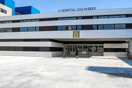 El hospital Can Misses no registra ninguna reclamación por hurto en las instalaciones
