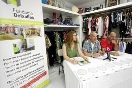 261 personas participan en los proyectos de reinserción laboral de la Fundación Deixalles
