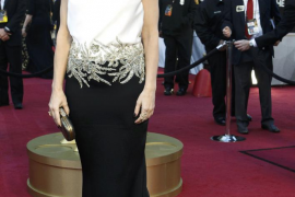 Actress Bullock arrives at the 84th Academy Awards in Hollywood