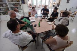 La Plataforma de Caminos quiere un 'camí de ronda' que discurra por la costa de Ibiza