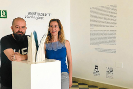 Poesía y cerámica para homenajear a Anneliese Witt