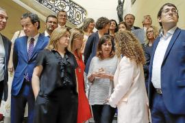 El PSIB se queda la mayor parte del Govern y Més y Podemos aceptan dos conselleries