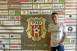 El centrocampista ibicenco Pepe Bernal vuelve a la Peña Deportiva